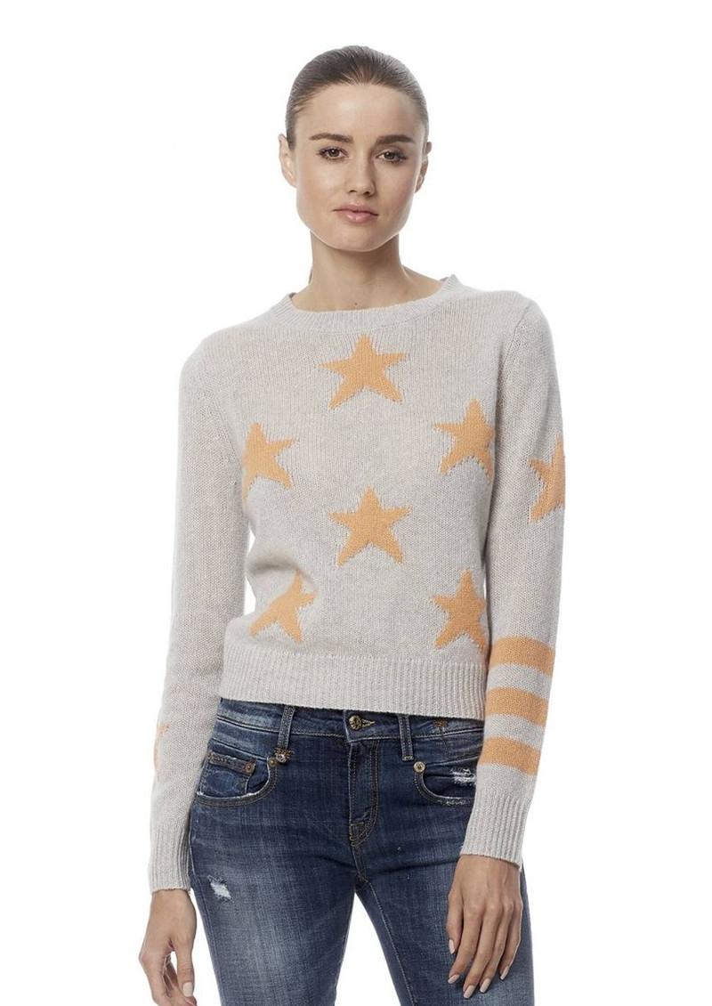 360 SWEATER Embrey Sweater -  Shitake & Tangelo main image