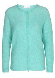 Cathrin Pullover - Silt Green