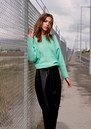Cathrin Pullover - Silt Green additional image