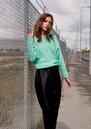 CUSTOMMADE Cathrin Pullover - Silt Green