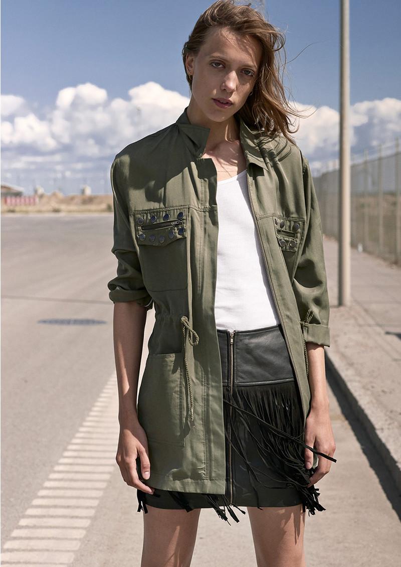 CUSTOMMADE Metty Jacket - Urban Chic main image
