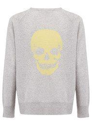 360 SWEATER Amber Sweater - Shitake & Banana