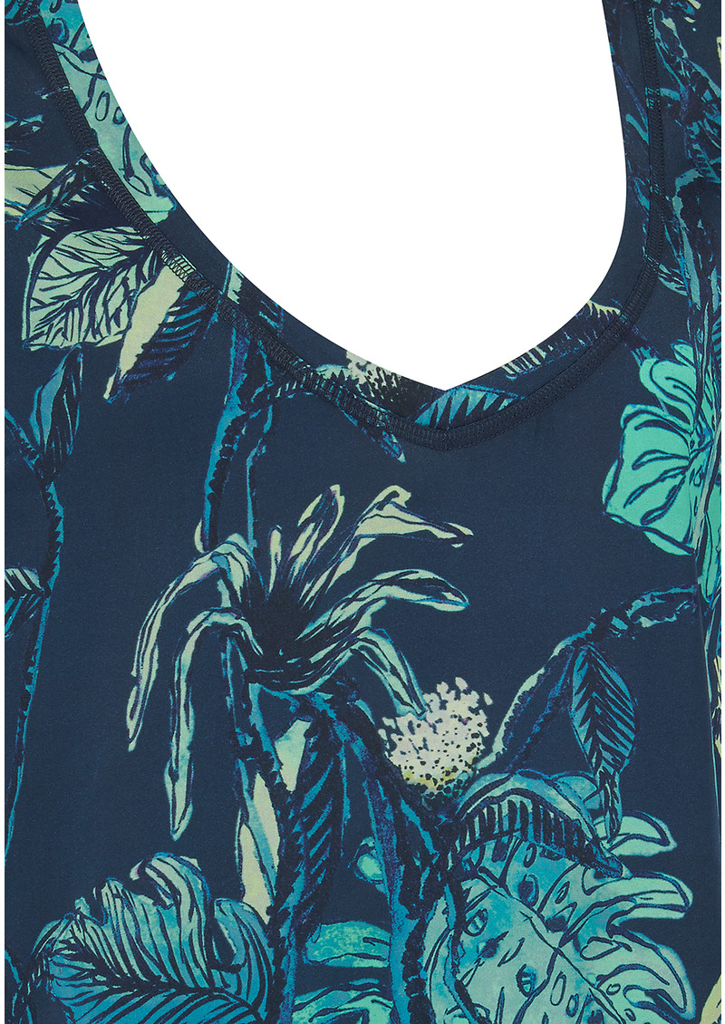 AHLVAR Kimmin Jungle Tee - Green main image