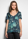 AHLVAR Kimmin Jungle Tee - Green