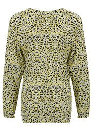 CHARLOTTE SPARRE Best Blouse - Yellow