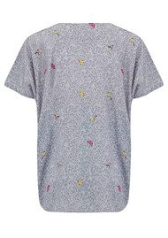CHARLOTTE SPARRE My Top - Grey