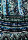 Hale Bob Ioanna Print Dress - Black