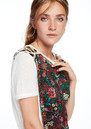 Maison Scotch Linen Printed Short Sleeve Tee - Combo A