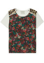 Linen Printed Short Sleeve Tee - Combo A additional image
