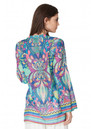 Keiko Printed Kaftan - Blue additional image