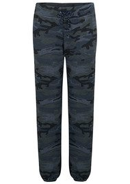 SUNDRY Active Camo Sweatpants - Chambray