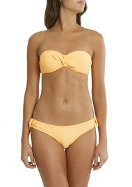 HEIDI KLEIN Folly Island Hipster Bikini Bottoms - Orange