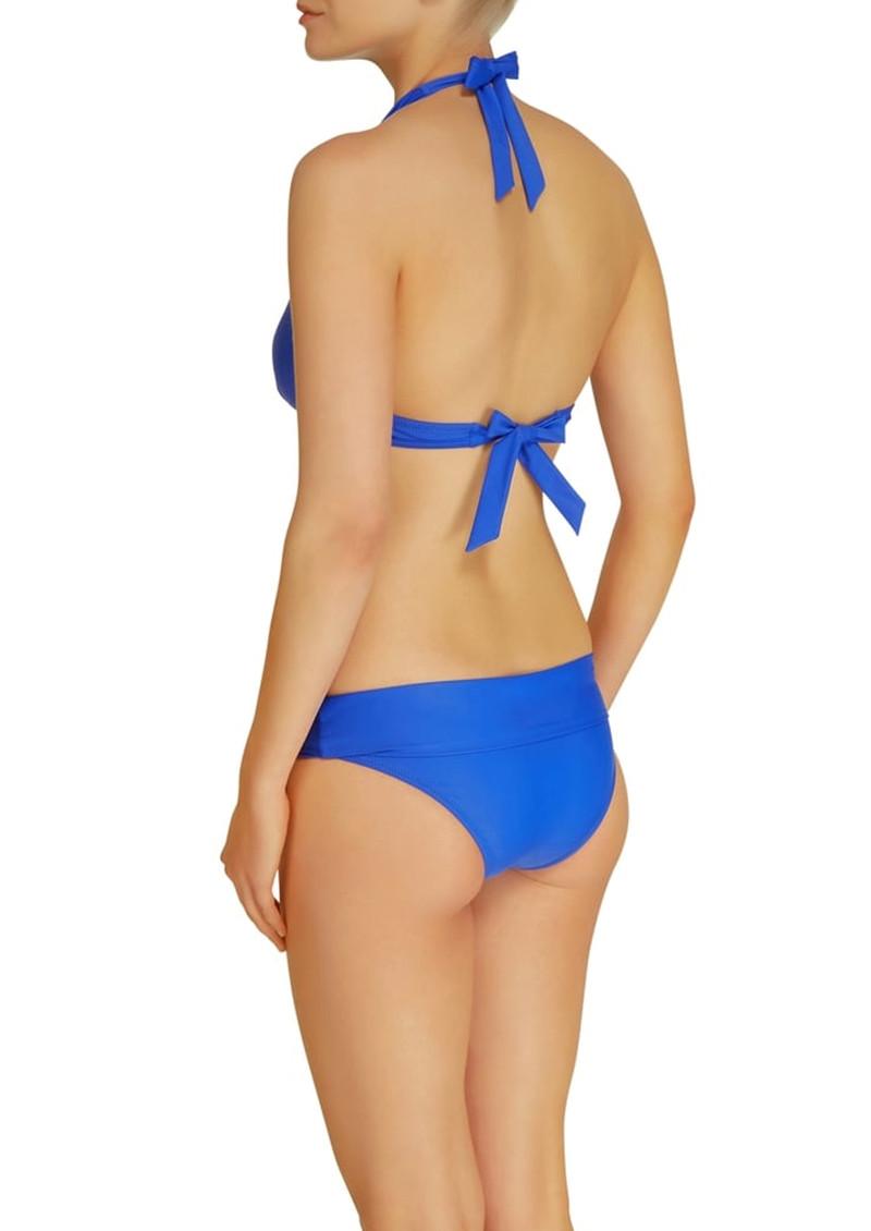 HEIDI KLEIN Lisbon Push Up Bikini Top - Royal Blue main image
