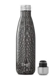 SWELL Exotic 17oz Bottle - Black Crocodile