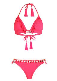 HIPANEMA Cory Bikini Set - Red