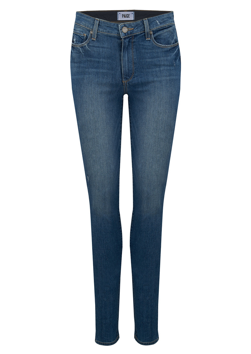 Hoxton Skinny Jeans - Big Sur main image