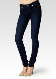 Paige Denim Leggy Ultra Skinny Transcend Jeans - Mona