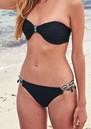 HIPANEMA Uni Bandeau Bikini Set - Black