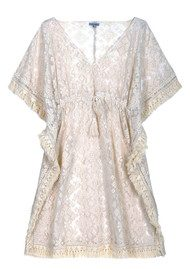HIPANEMA Whisper Kaftan - White