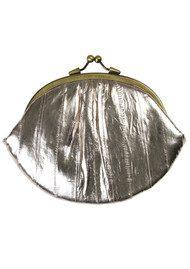 Becksondergaard Granny Purse - Dark Silver