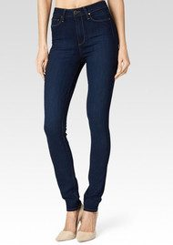 Paige Denim Margot Ultra Skinny High Rise Jeans - La Rue