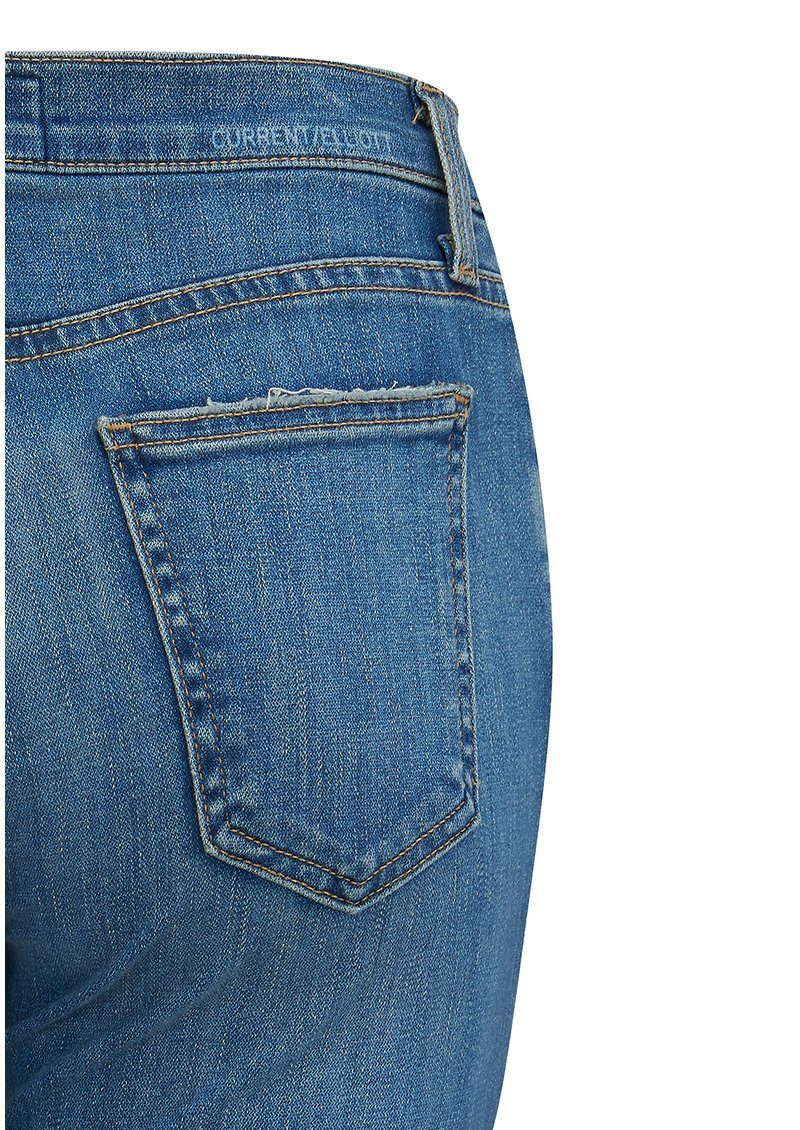 The Kick Jean with Cut Hem - Pacific main image