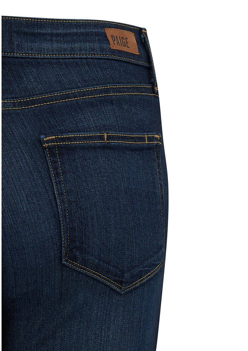 Paige Denim Margot Ultra Skinny High Rise Jeans - La Rue main image