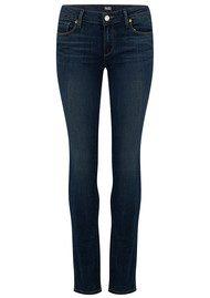 Paige Denim Skyline Mid Rise Skinny Jeans - Brentyn