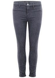 J Brand Anja Clean Cuffed Crop Jeans - Seaway