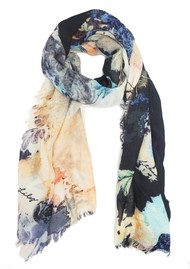Lily and Lionel Rae Scarf - Multi