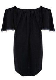 PITUSA Salsa Mini Dress - Black