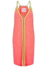 PITUSA Mini Sun Dress - Watermelon
