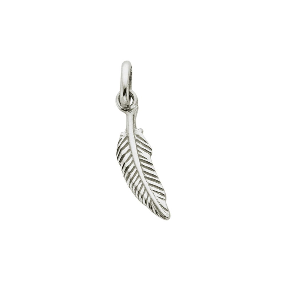 Bespoke Feather Charm - Silver