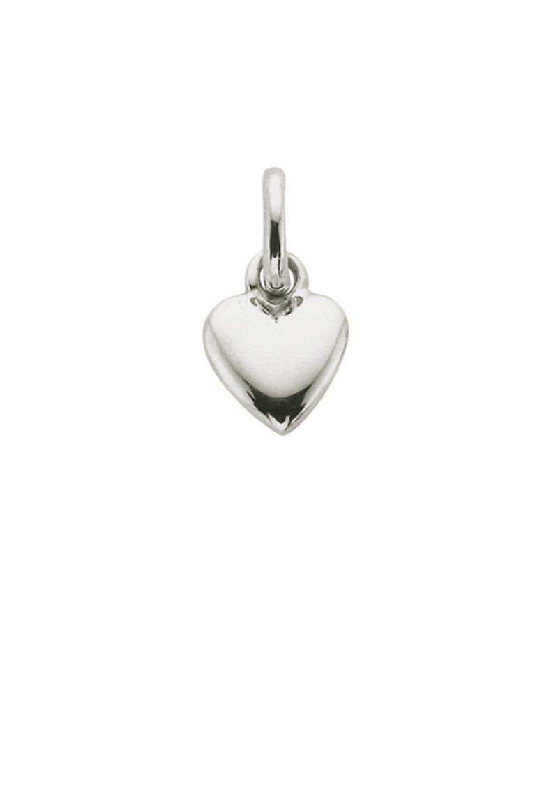 KIRSTIN ASH Bespoke Heart Charm - Silver main image
