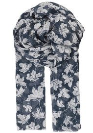 Becksondergaard Jacobins Cotton Scarf - India Ink