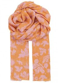 Becksondergaard Jacobins Cotton Scarf - Flamingo