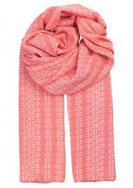 Becksondergaard Constantine Cotton Scarf - Vibrant Pink