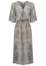 Pyrus Dapple Dress - Speckle Print