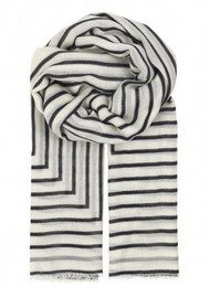 Becksondergaard Annibal Wool Mix Scarf - Black