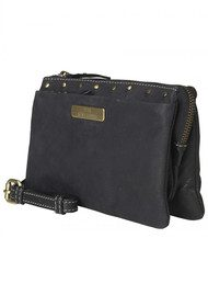 Becksondergaard Cary Small Leather Bag - Black