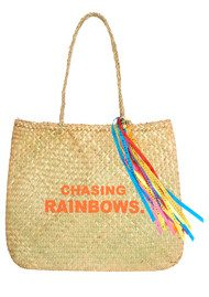 COUNTING STARS Beach Bound Bag - Chasing Rainbows