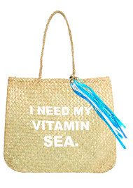 COUNTING STARS Beach Bound Bag - Vitamin Sea