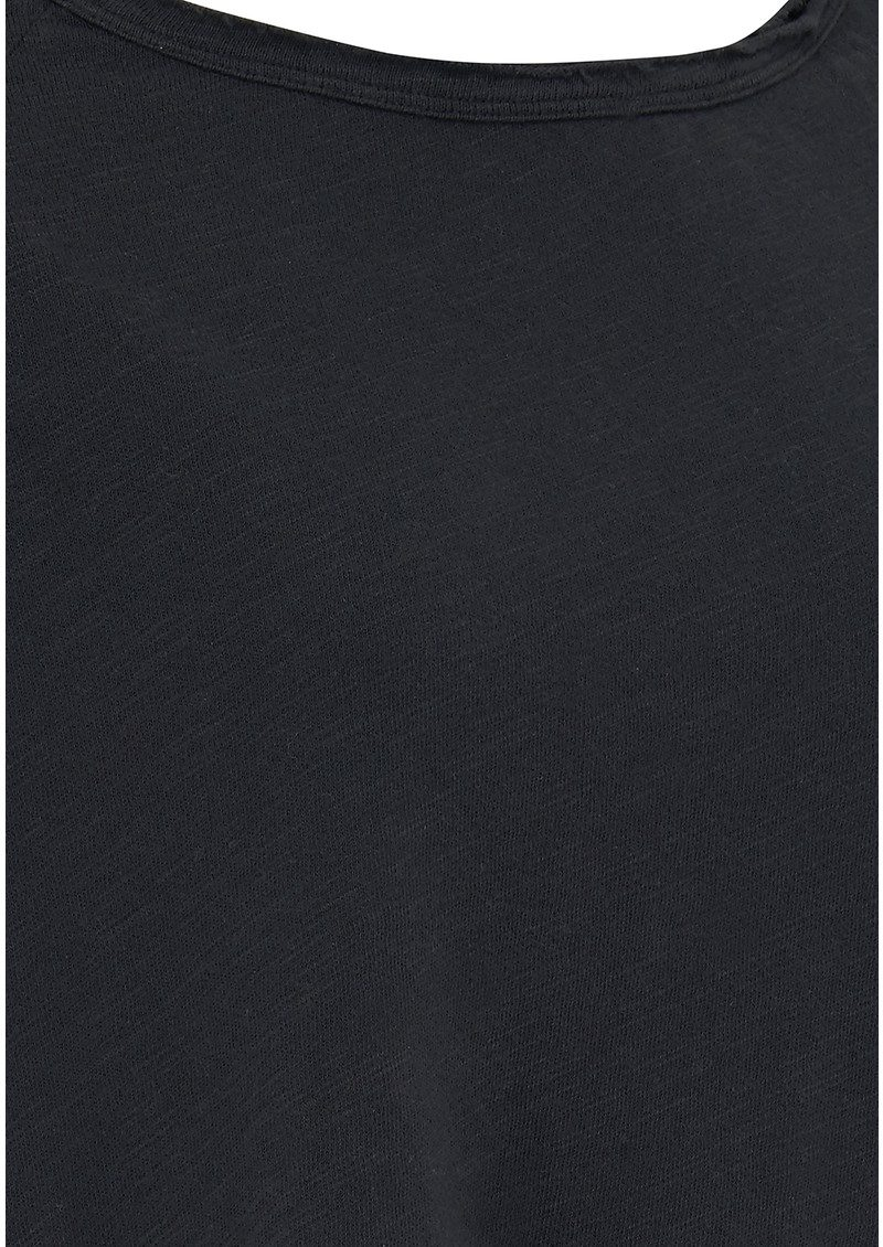 American Vintage Sonoma Short Sleeve Top - Vintage Black main image
