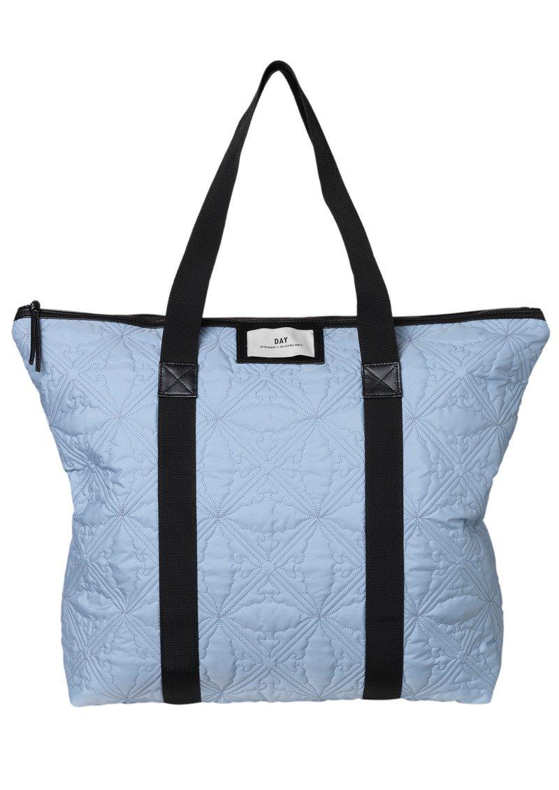 day birger et mikkelsen day gweneth q fence bag colony blue. Black Bedroom Furniture Sets. Home Design Ideas