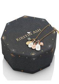 KIRSTIN ASH Bespoke Alphabet 'C' Charm - Rose Gold
