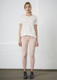 Twist and Tango Sid Ankle Jeans - Warm Pink