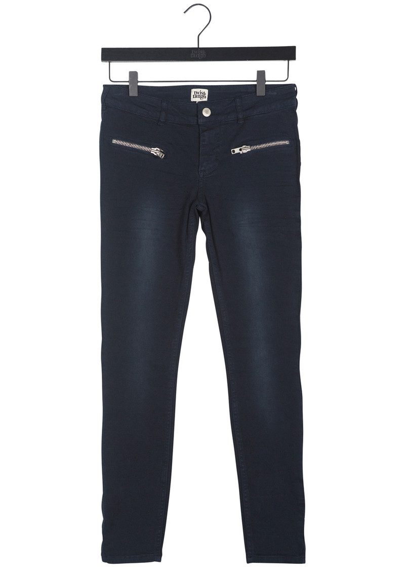 Twist and Tango Sid Ankle Jeans - Navy main image