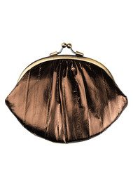Becksondergaard Granny Purse - Chocolate Gold