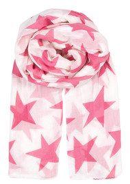 Becksondergaard Fine Twilight Scarf - Pink Carnation