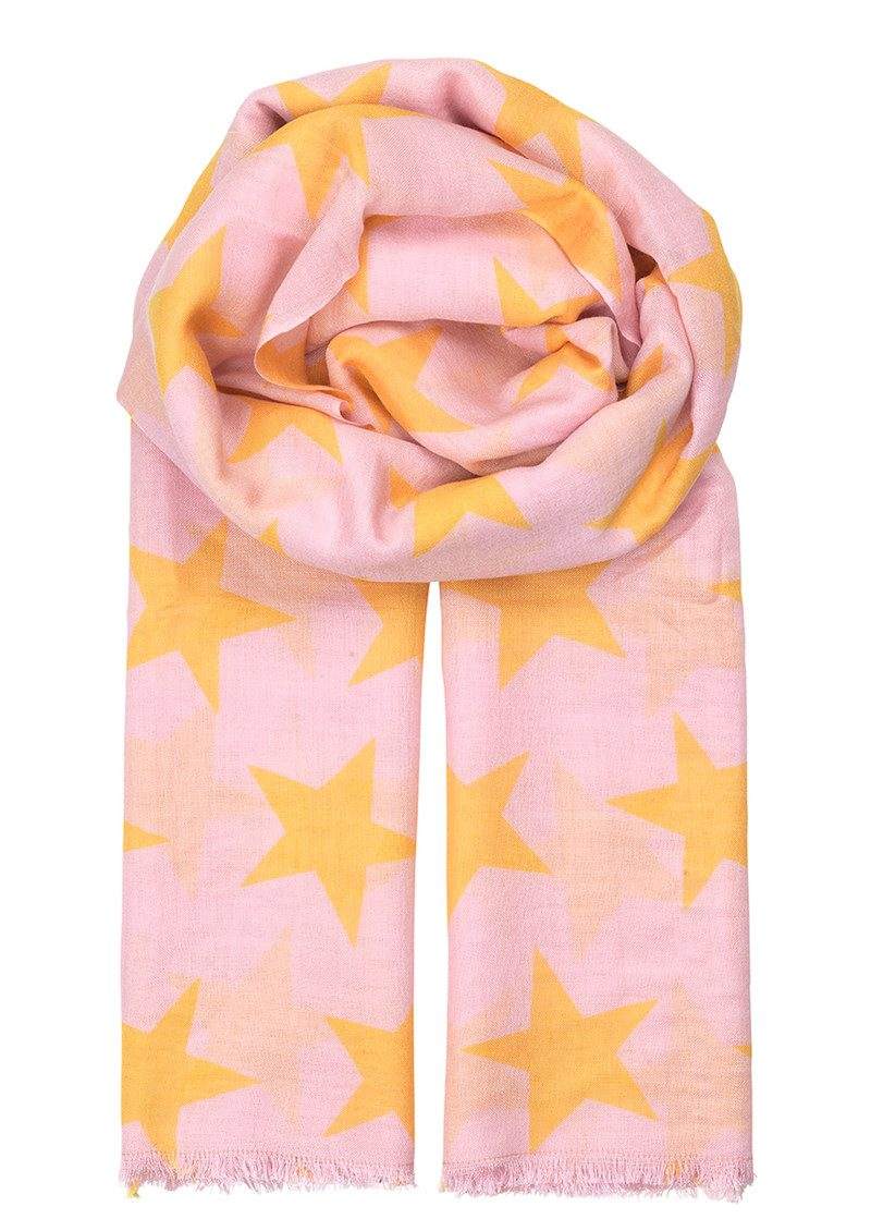 Supersize Nova Scarf - Primrose Yellow main image